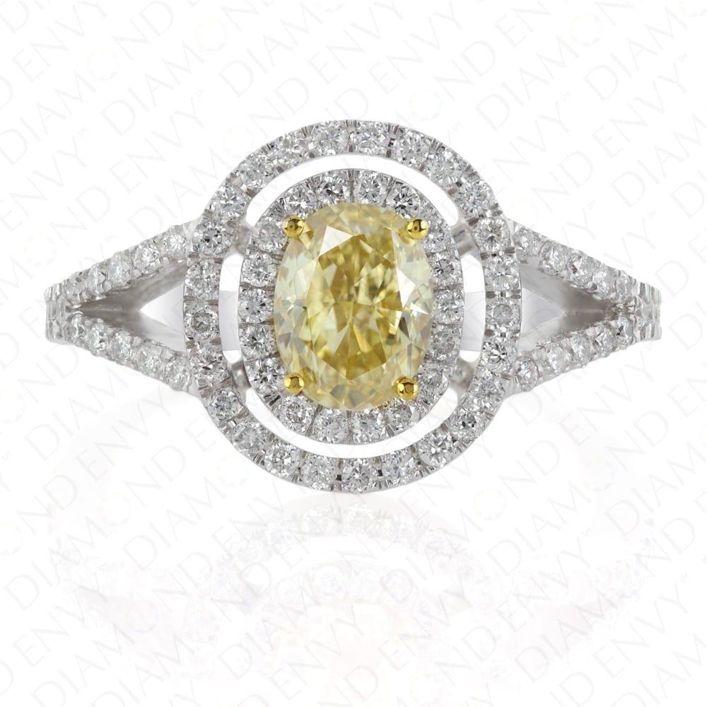 Diamond Envy Yellow Ring