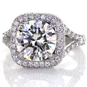 Knox Jewelers Halo Ring