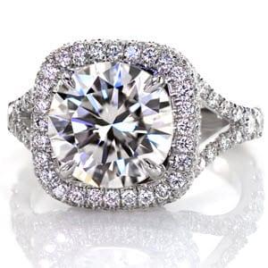 Knox Jewelers Halo Ring