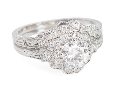 Georgian Jewelry Engagement Ring