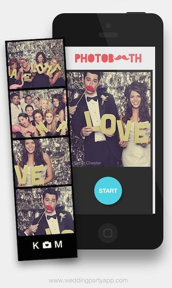 best wedding apps for brides and grooms