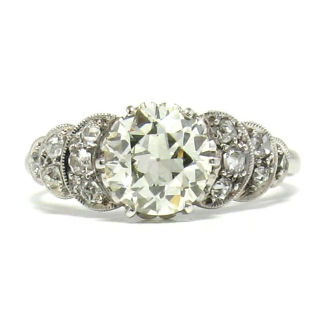 Excalibur Engagement Ring 2