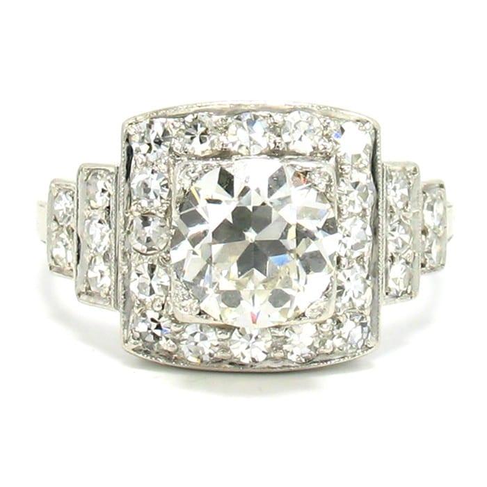 Excalibur Engagement Ring