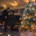 christmas theme proposal in manhattan