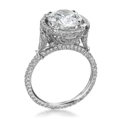 Michael B. Engagement Ring