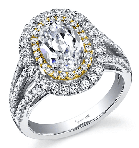 Sylvie Engagement Ring
