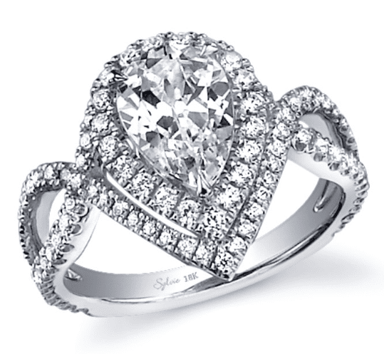 Sylvie Engagement Ring