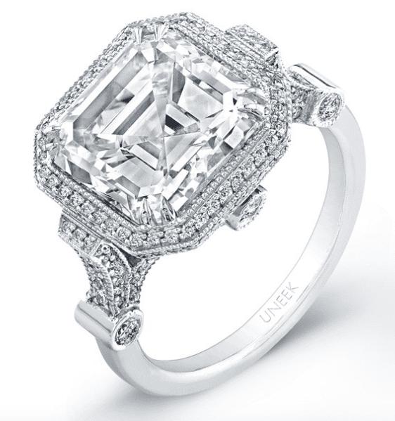 Uneek Engagement Ring