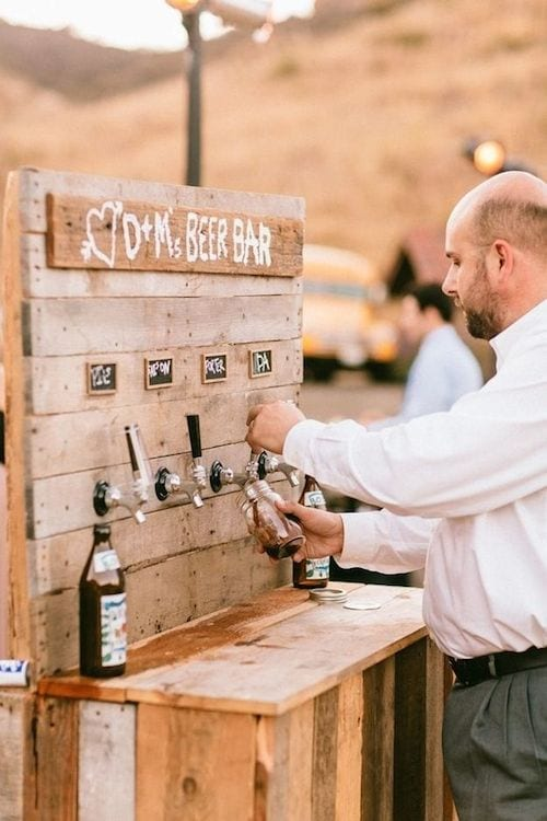 Ways for Men to customize their wedding