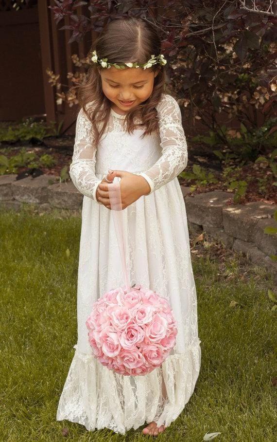 junior bridesmaid dress ideas