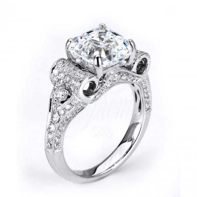 Supreme Jewelry Engagement Ring