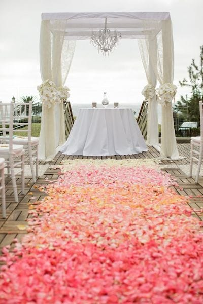 Creative Ways to Use Flowers in Your Wedding