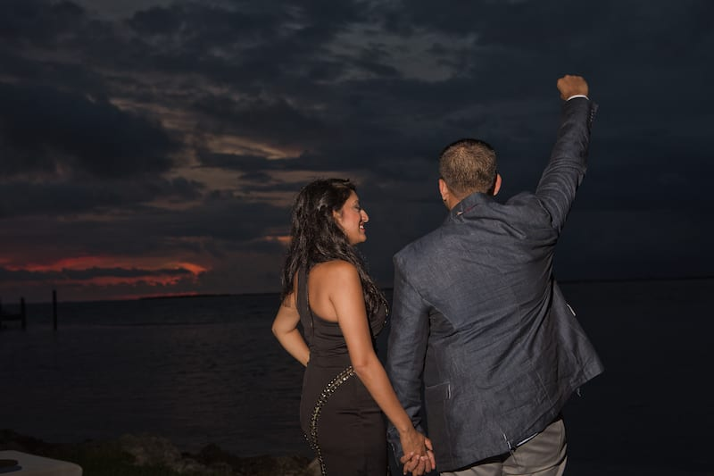 best she said yes moment pictures