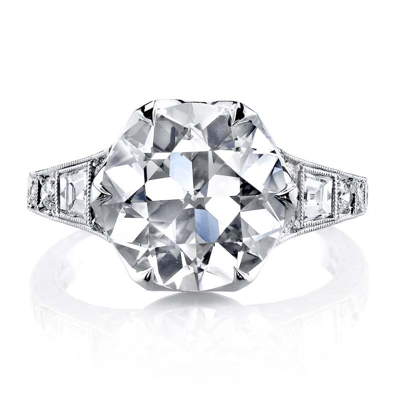 MJ Christensen Engagement Ring