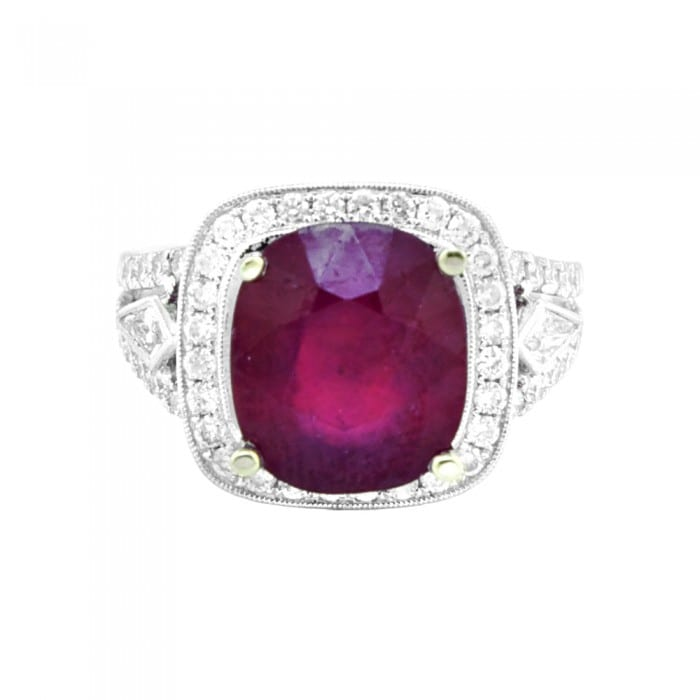 Rafaello and Co Engagement Ring