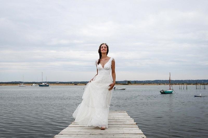 beach wedding gowns 1
