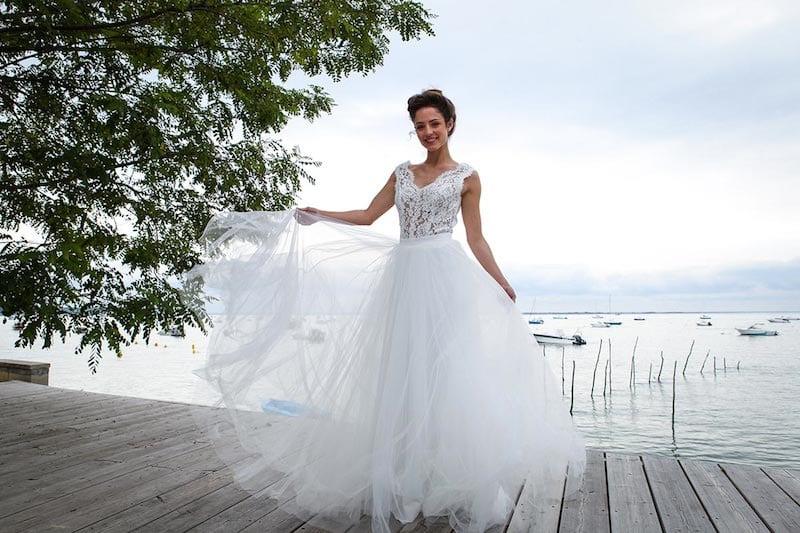 beach wedding gowns2