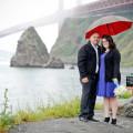Sausalito wedding proposal