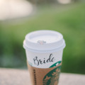 ways to have coffee in a wedding