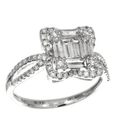 Gregg Ruth Asher Cut Ring
