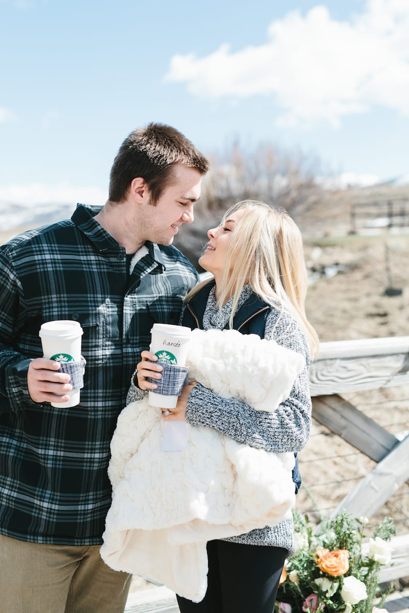 engagement pictures in pc, ut