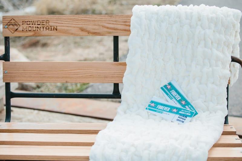custom ski lift tickets