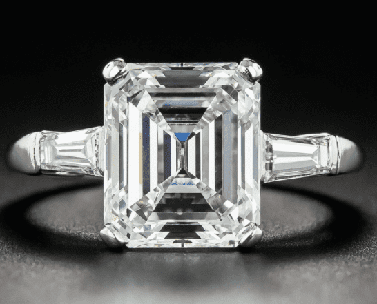 Lang Antique Engagement Ring