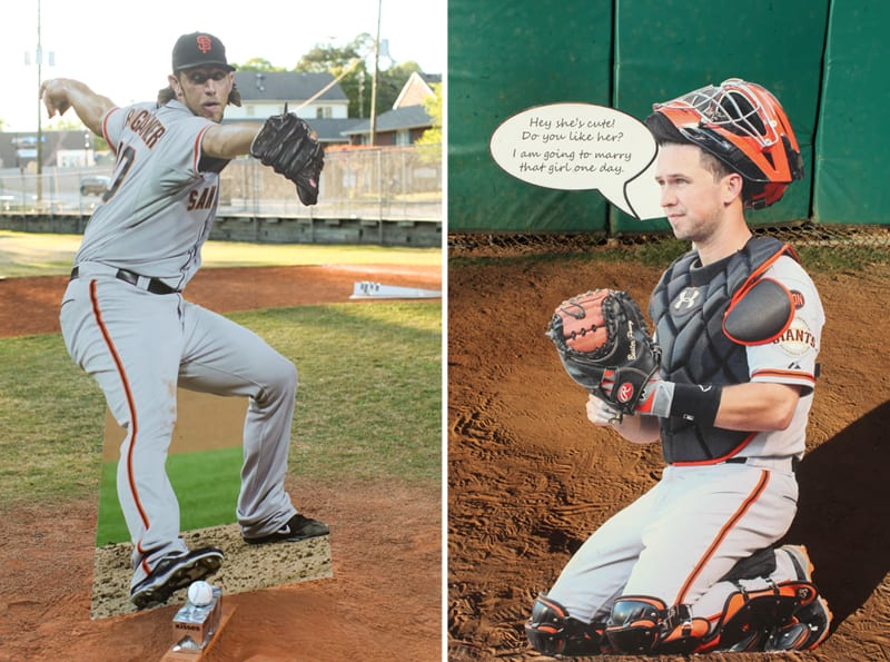 Sf Giants Marriage proposal by TYG