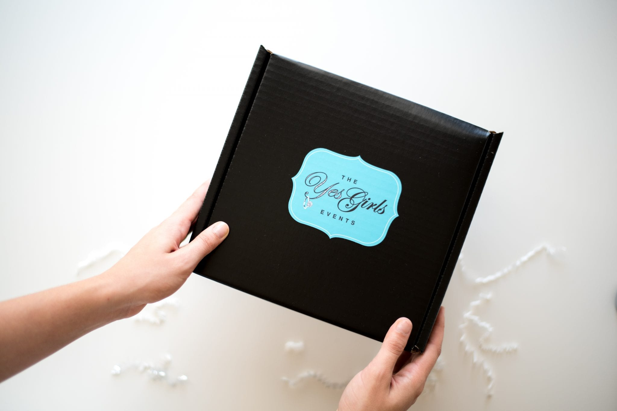 send a I love you gift box by the yes girls