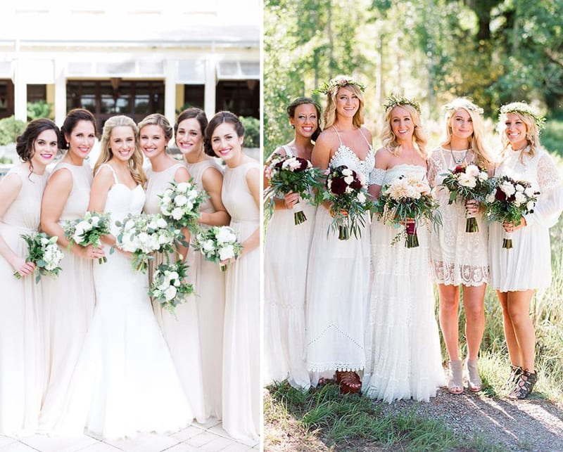 White Bridesmaids 78