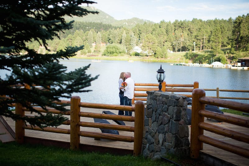 lake in colorado marriage proposal
