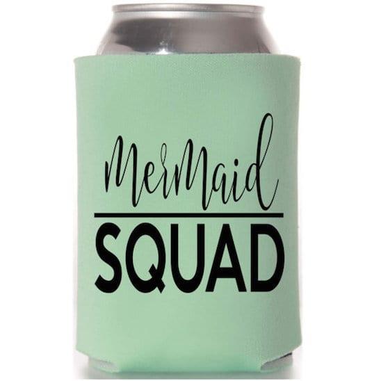mermaid bachelorette party inspiration