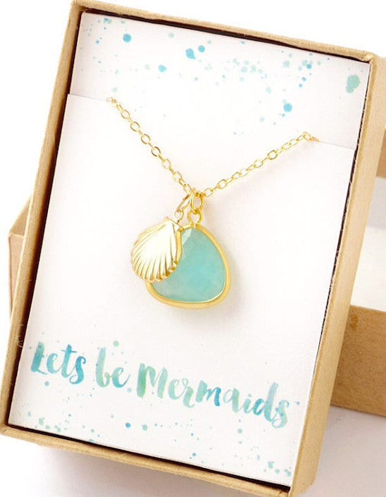 mermaid bachelorette party inspiration