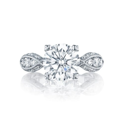 tacori engagement ring