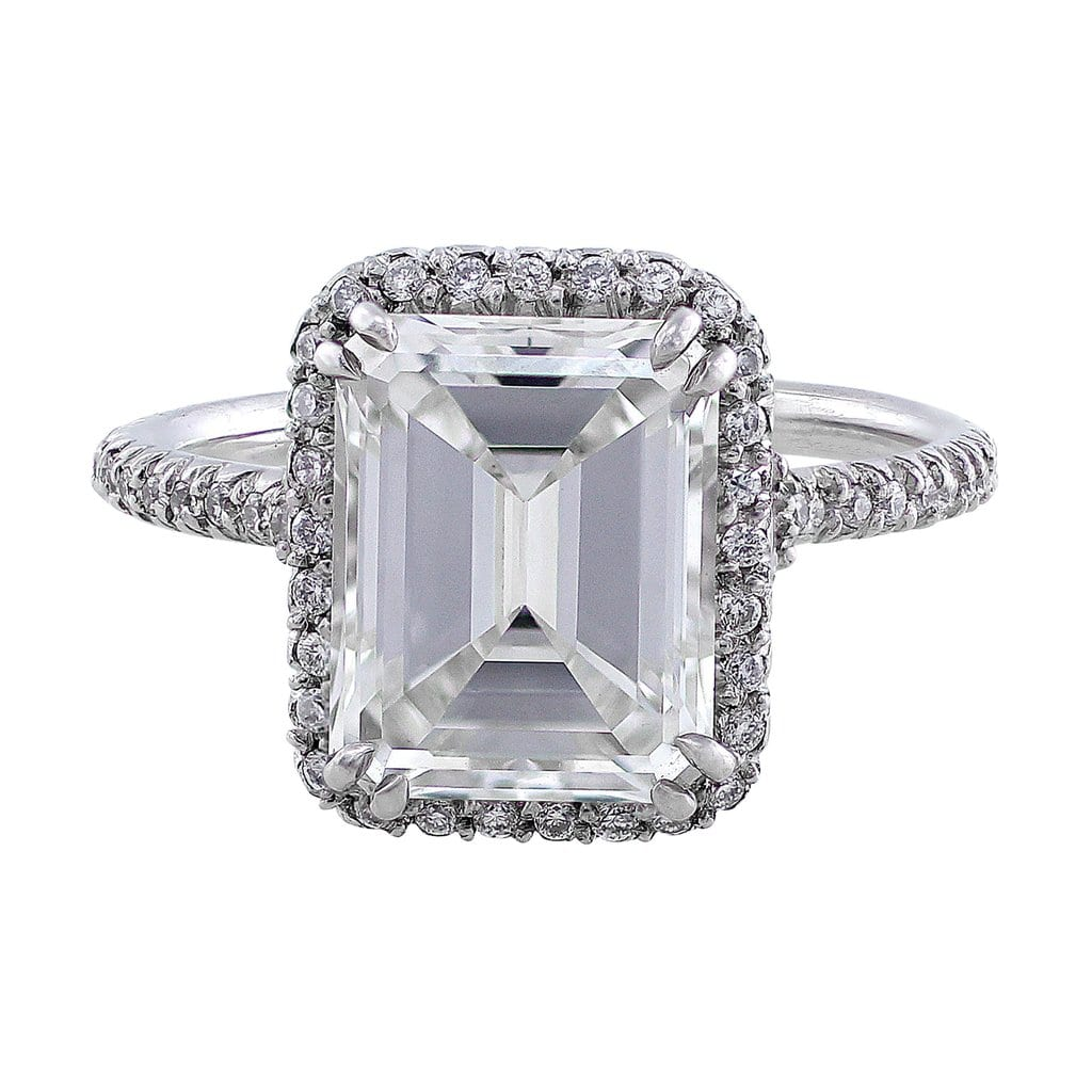 CJ Charles Engagement Ring