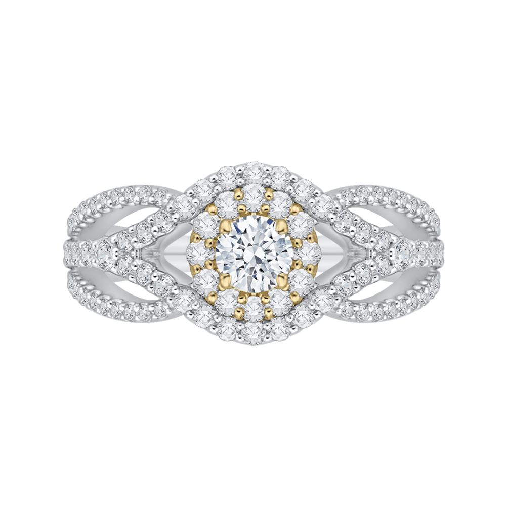 Shah Luxury Engagement Ring
