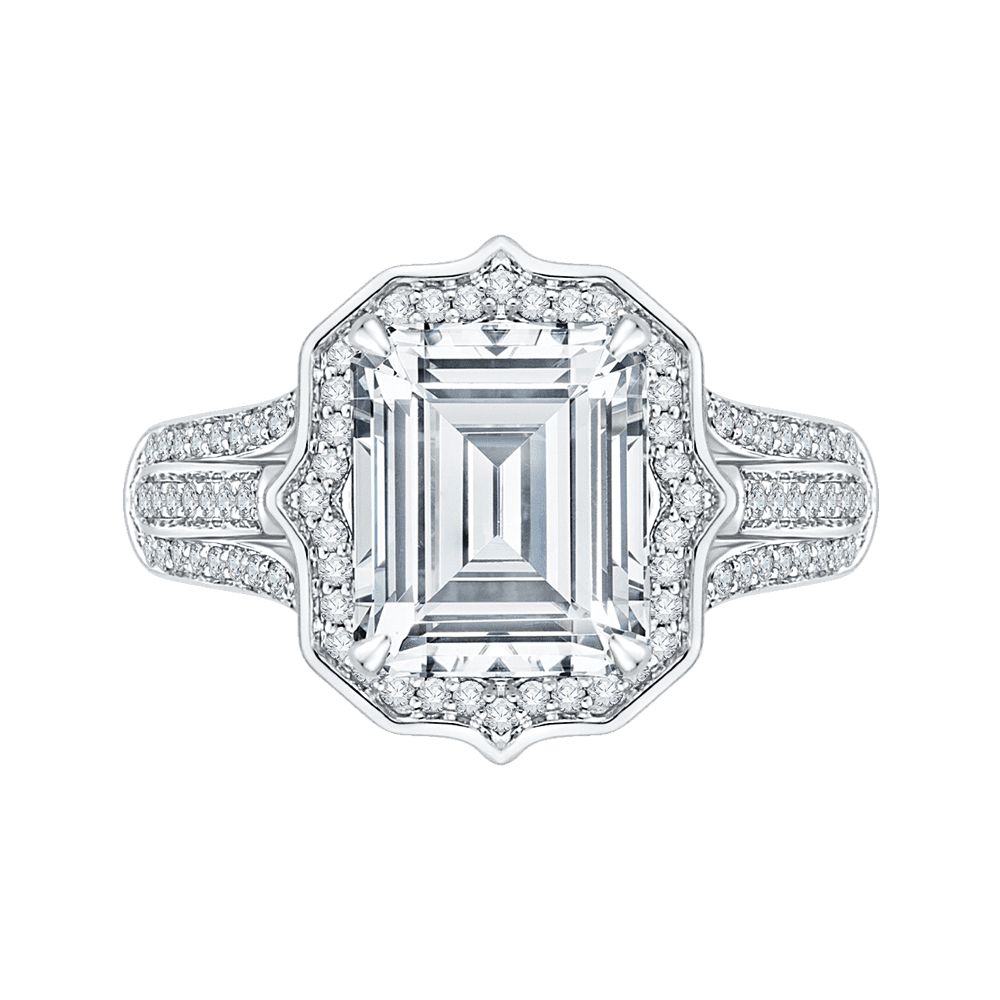 Shah Luxury Engagement Ring