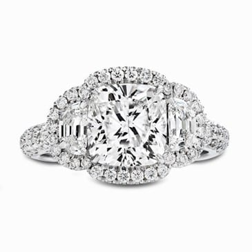 H&H Jewels Engagement Ring