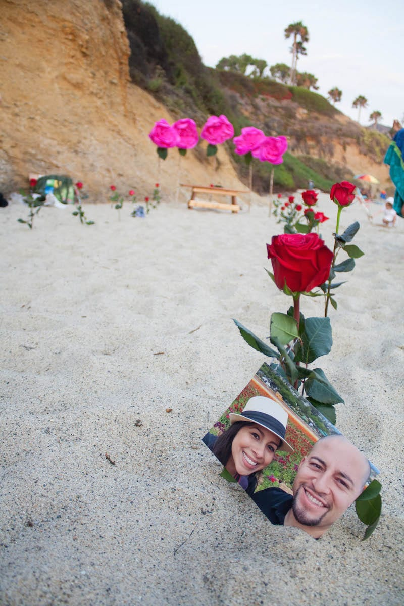 laguna beach marriage proposal planners