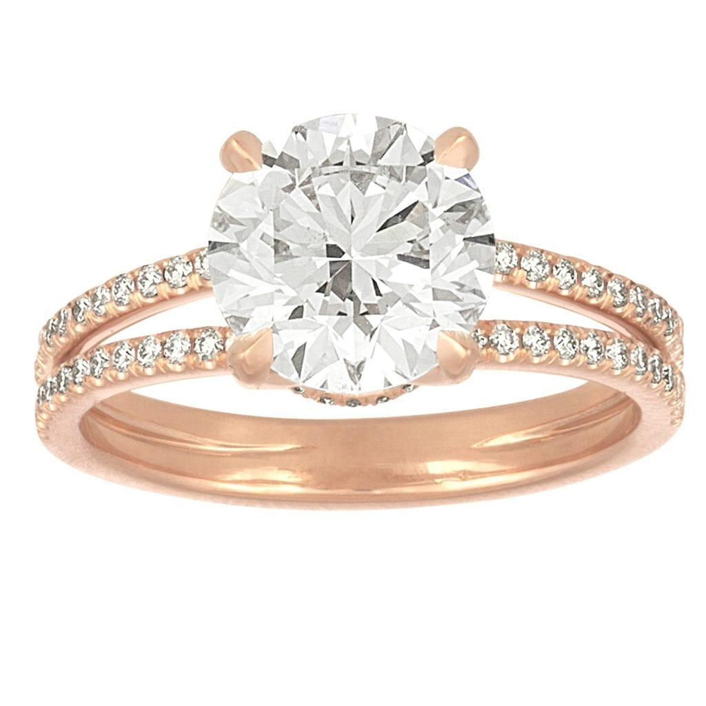 Stephanie Gottlieb Engagement Ring