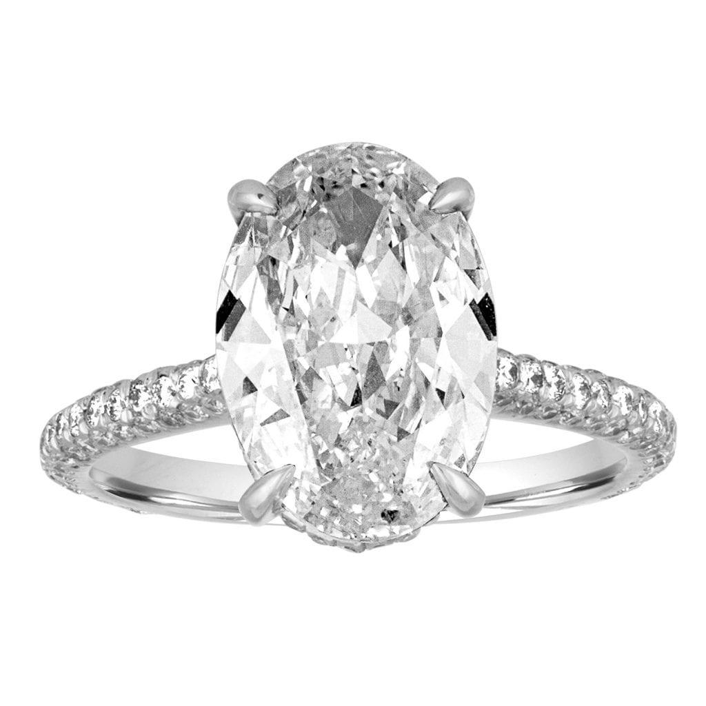 Stephanie Gottlieb Engagement Ring