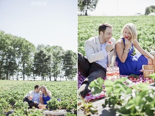 Berry Picking Date