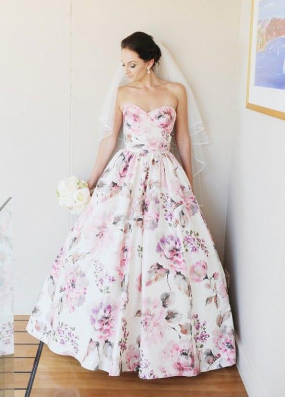 Alternative Wedding Dress