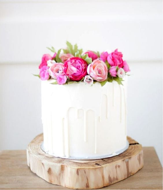 Color Drip Cake Trend