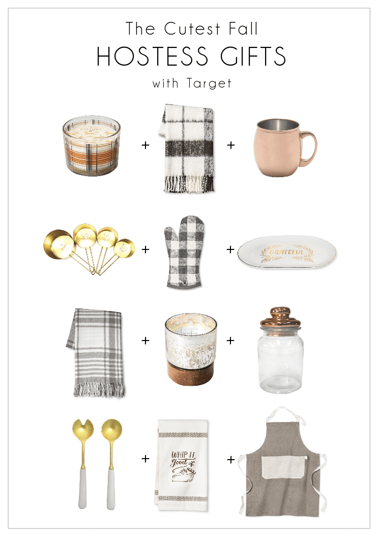 Fall Hostess Gifts with Target
