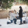 winter wonderland in southern california