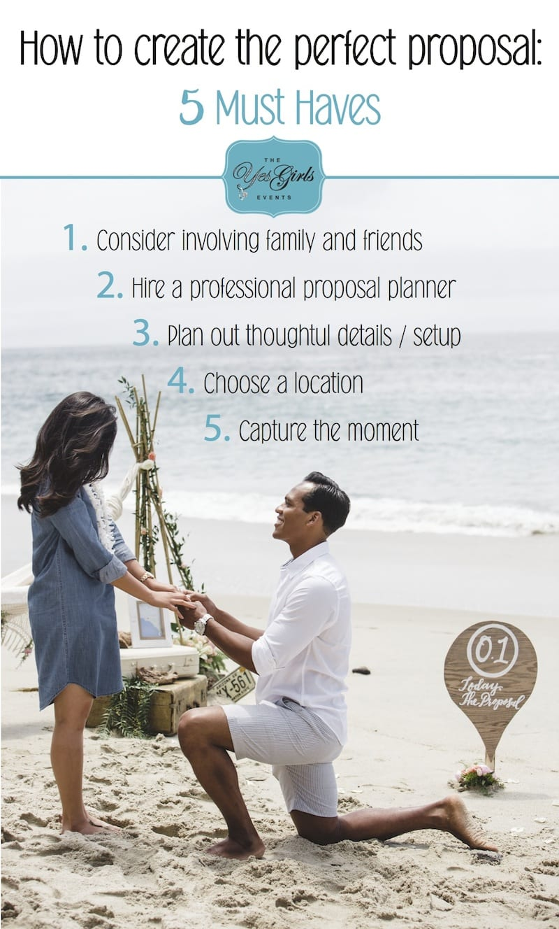 tips for creating the perfect proposal