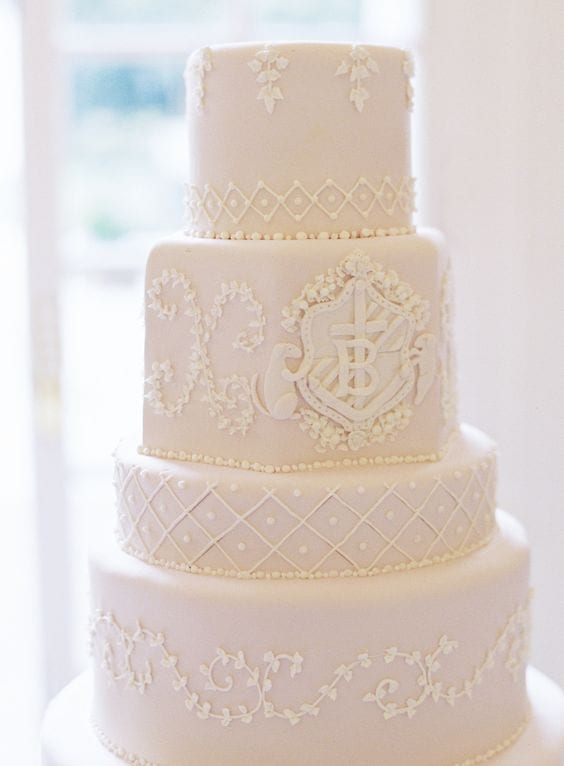 Incorporating Wedding Crest