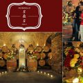 Wine Cave Marriage Proposal