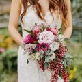 extra-large bridal bouquet arrangements